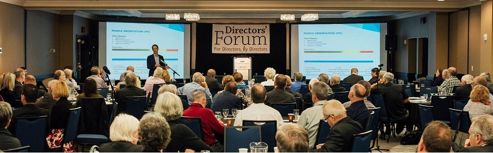 Credit Unions to discuss good governance at 35th Annual Directors' Forum